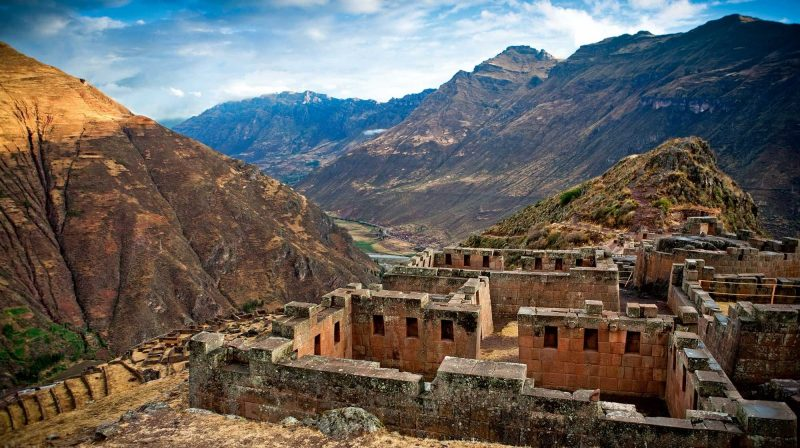valle sagrado - incas