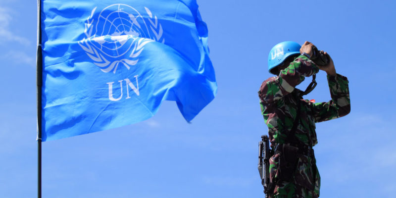 History of the United Nations Organization