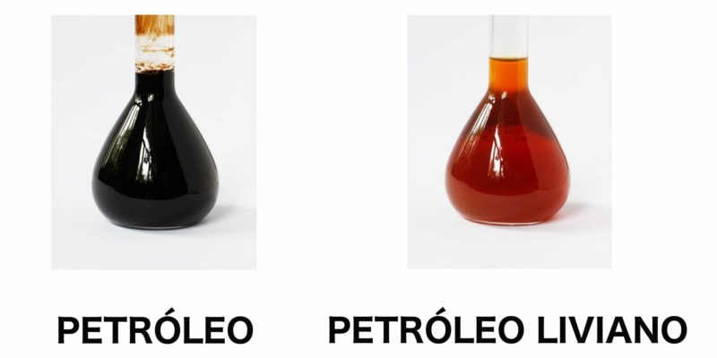 petroleo color